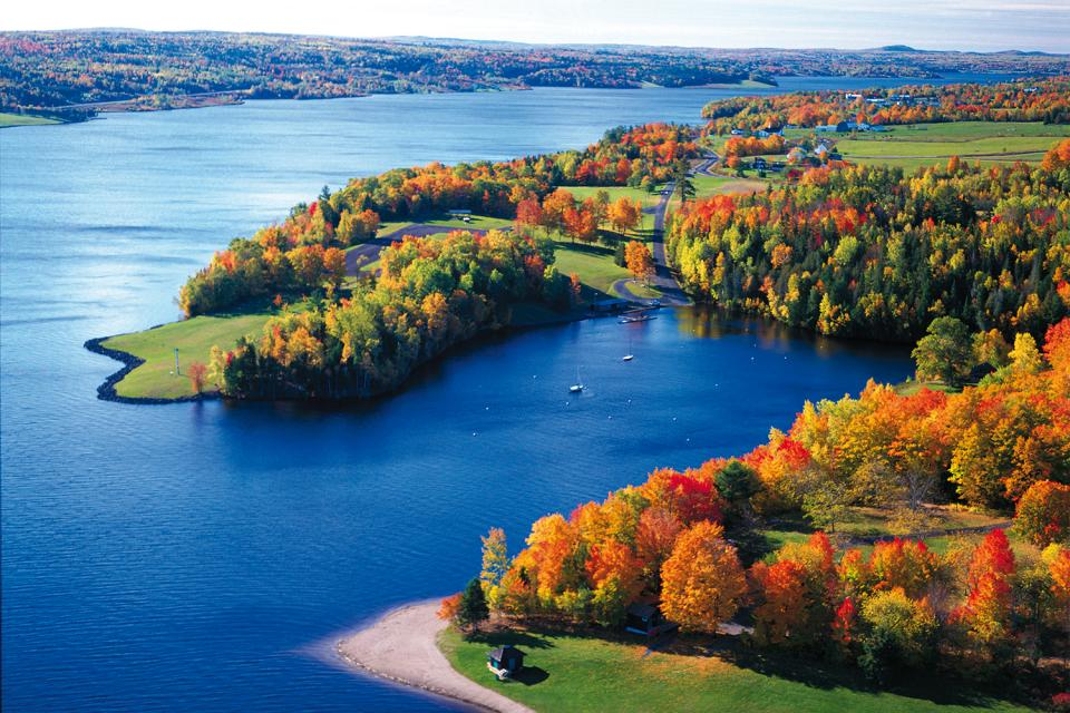 The rivers , Canada