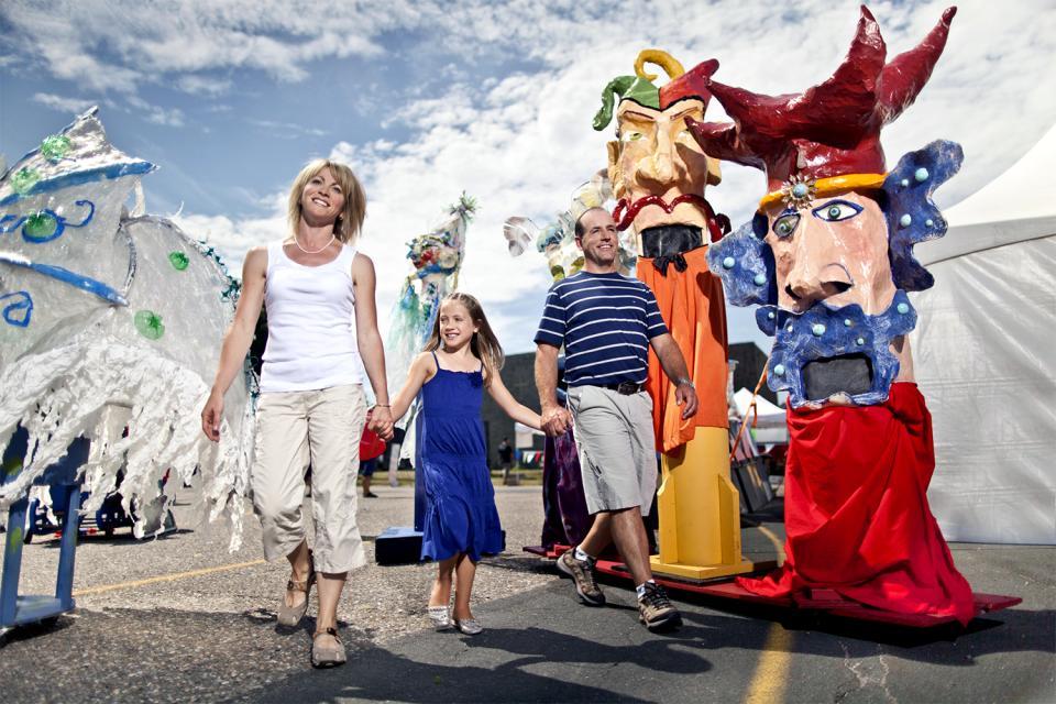 Acadian Festival of Caraquet , Canada