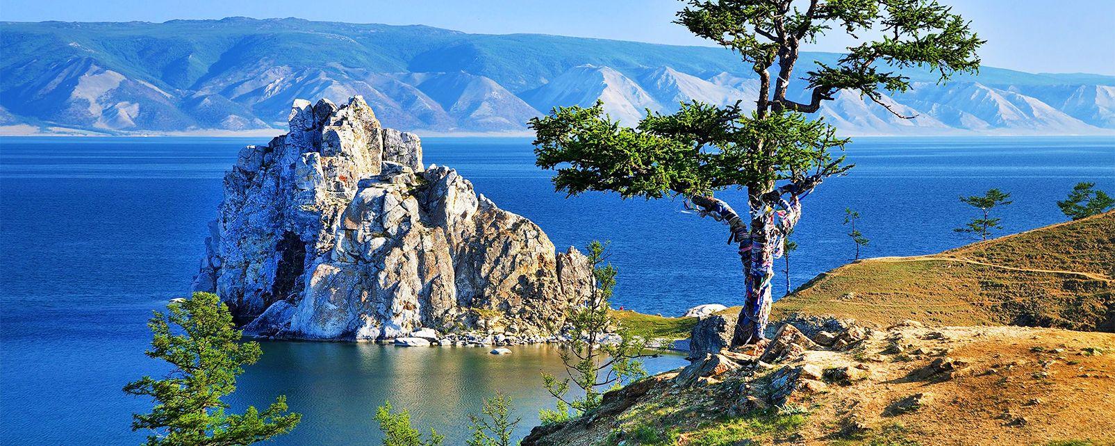 , Le lac Baïkal, I paesaggi, Irkutsk, Siberia