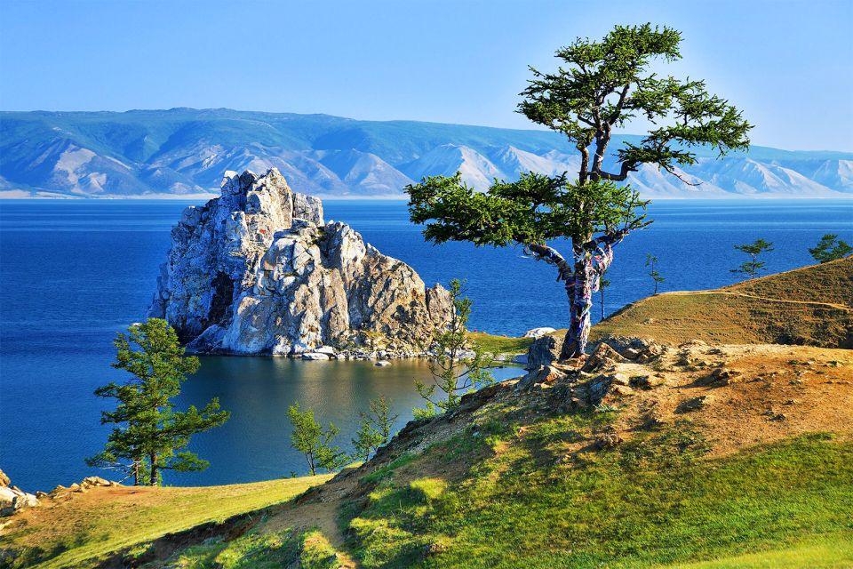 Le lac Baïkal, Les paysages, Irkutsk, Sibérie