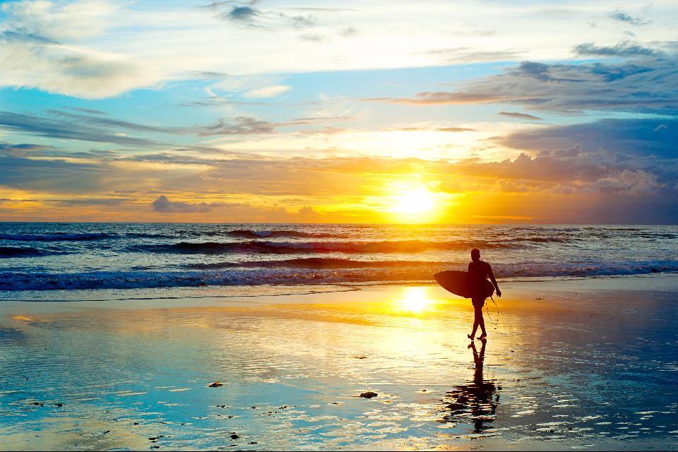 Pantai Marosi , Indonésie