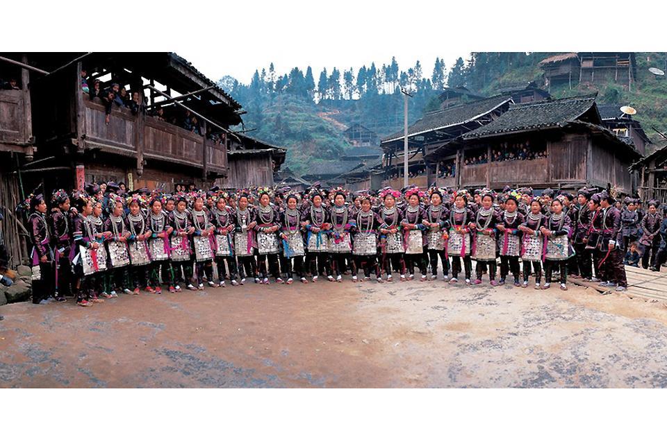 Das Land der Dong , China