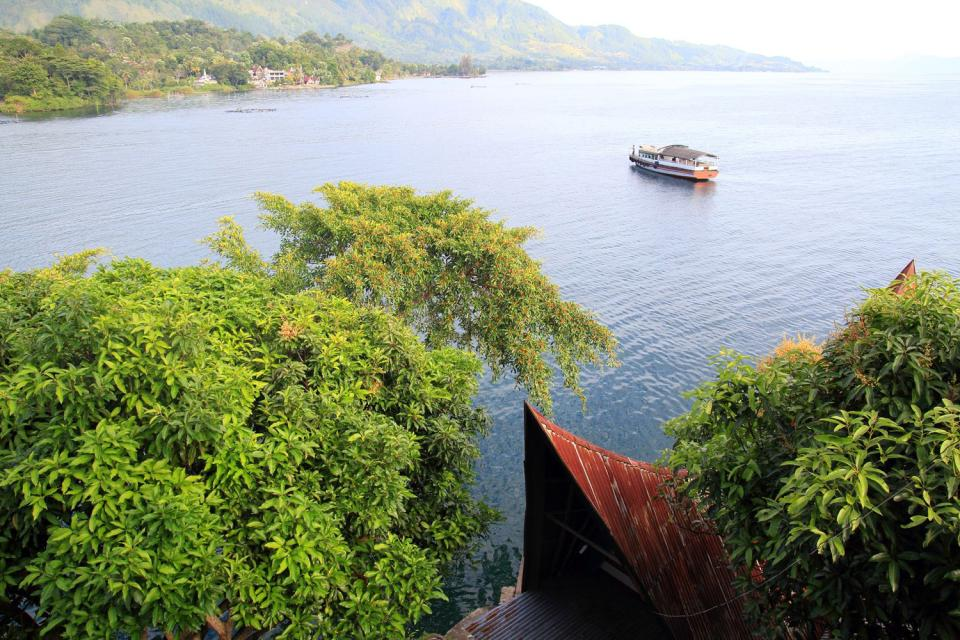 Les lacs , Indonésie