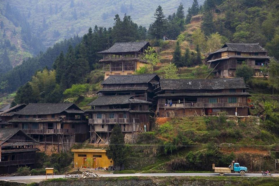 Los pueblos , China
