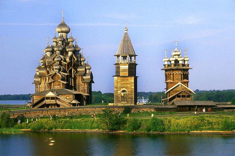 Cruises on the Volga , Russia