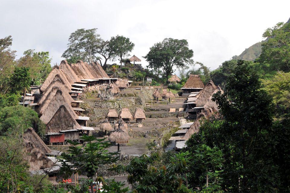 Architettura , Indonesia
