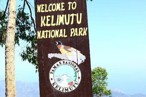 Parco Nazionale del Kelimutu , Indonesia