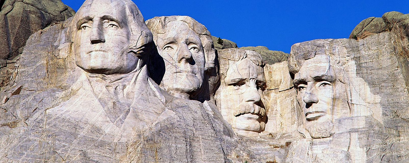 Mont Rushmore , United States of America