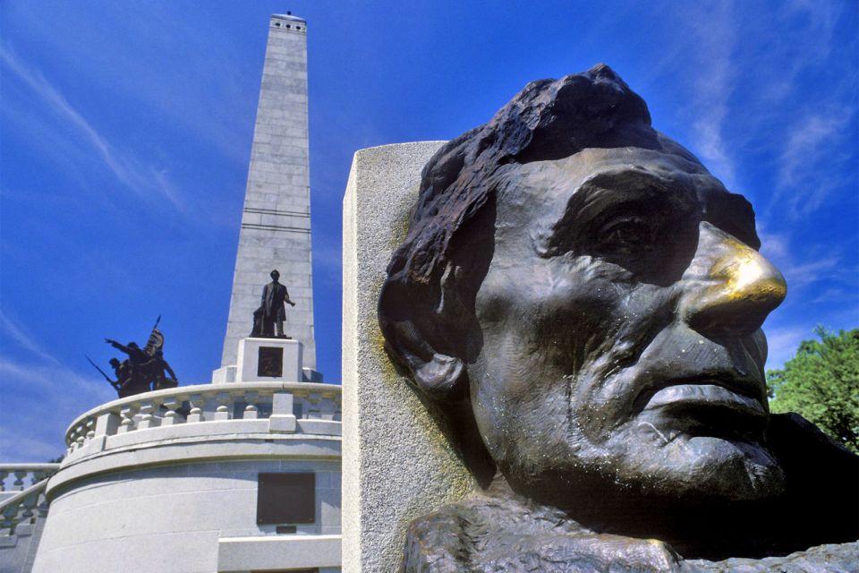 Lincoln Memorial, La Route 66, Les paysages, Chicago, Le Midwest