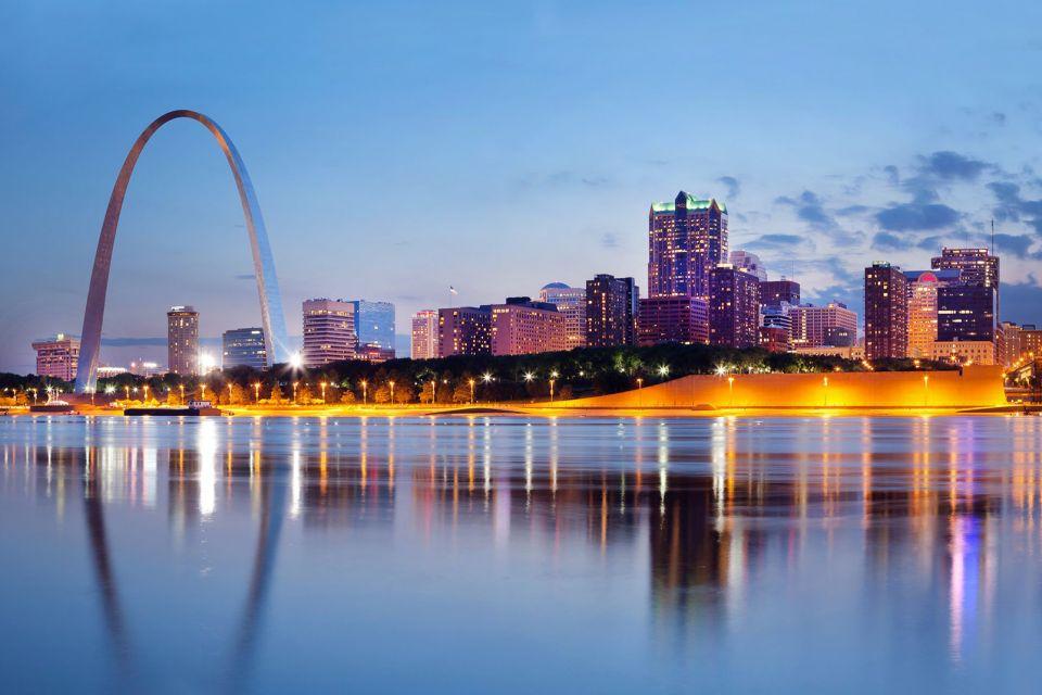 Les paysages, Missouri, Etats-Unis