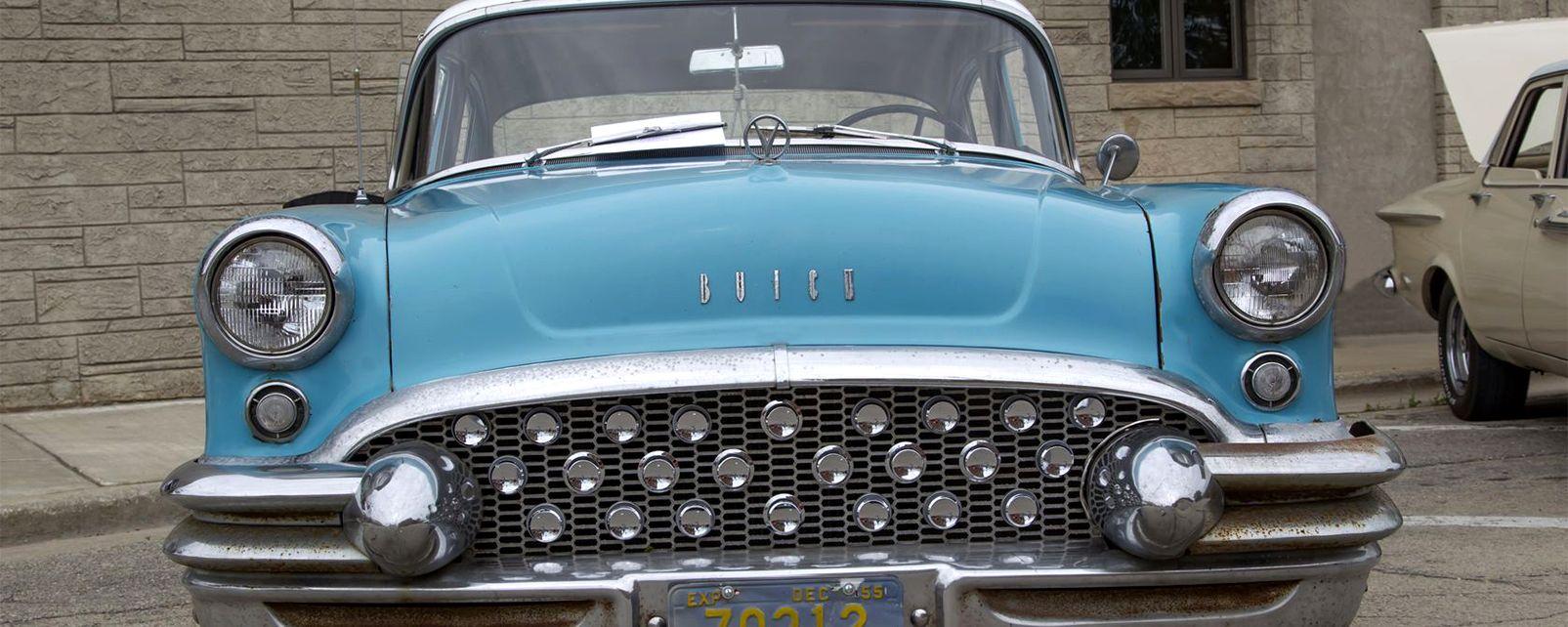 Les musées automobiles de Détroit , Etats-Unis