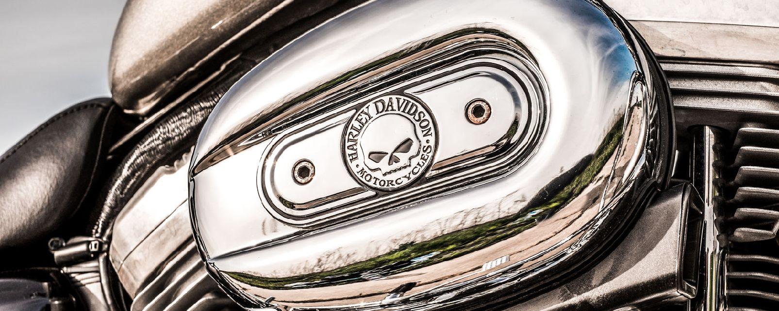 Le musée Harley-Davidson , Etats-Unis