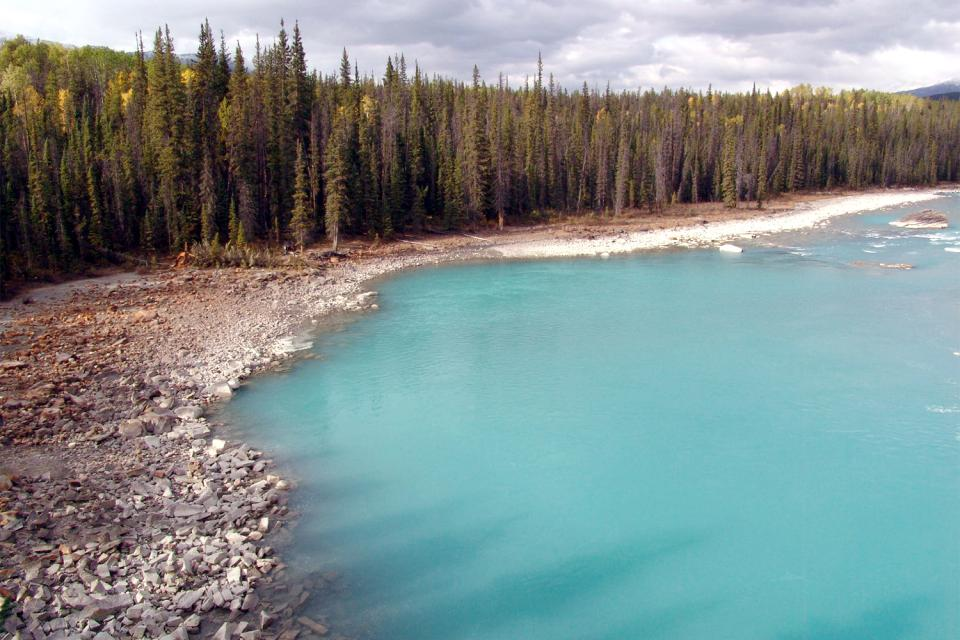 Lake Athabasca , Canada