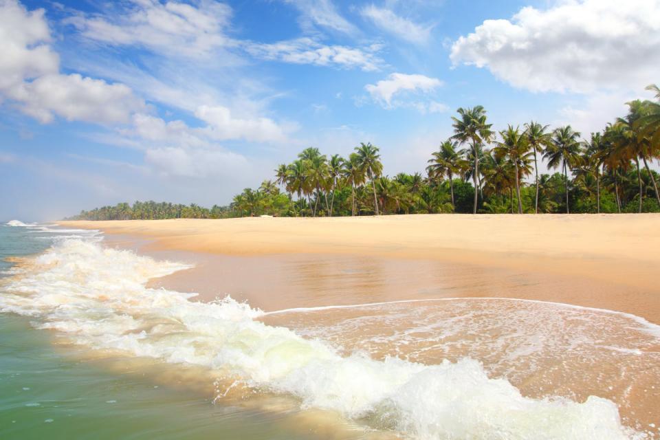 Bangaram Island , Inde