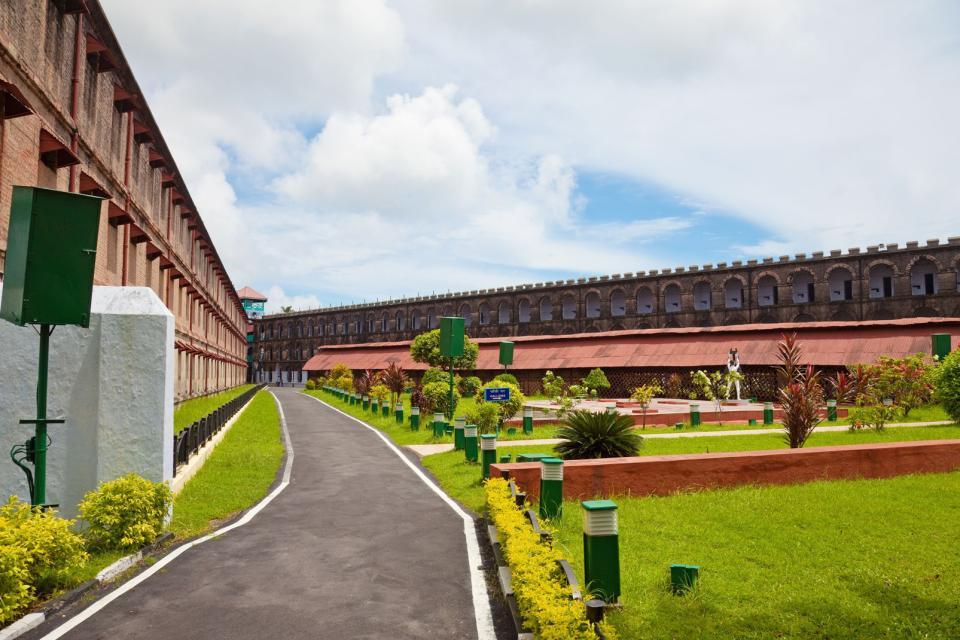 Port Blair Prison , India