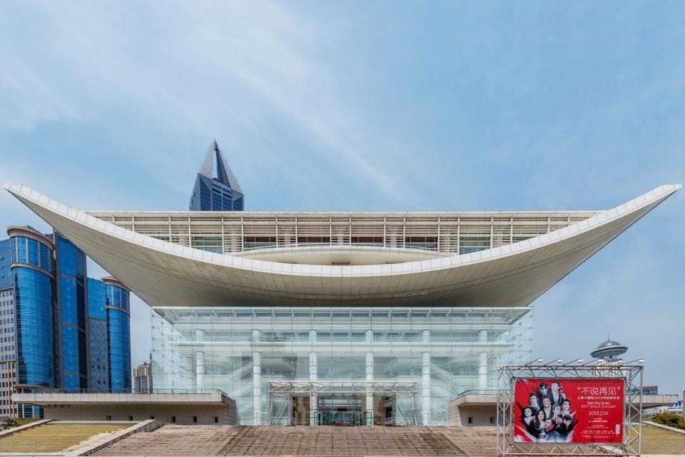 Vorstellungen und Aufführungen , China