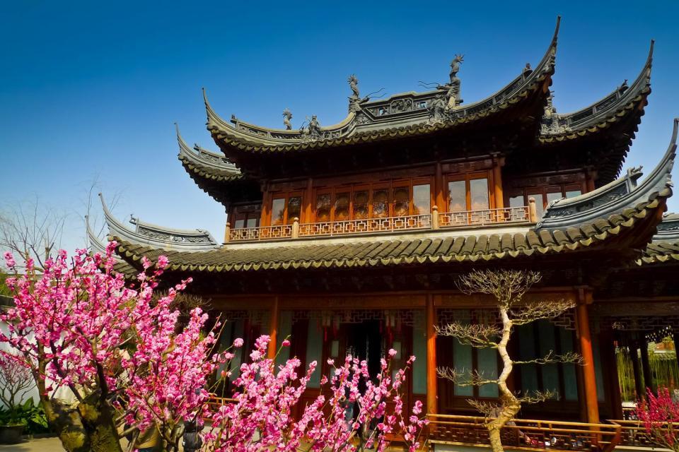 Yu Yuan (Yu-Garten) , China