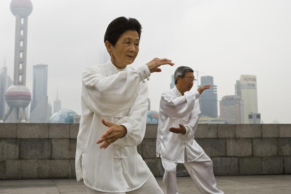 Kampfkunst , China