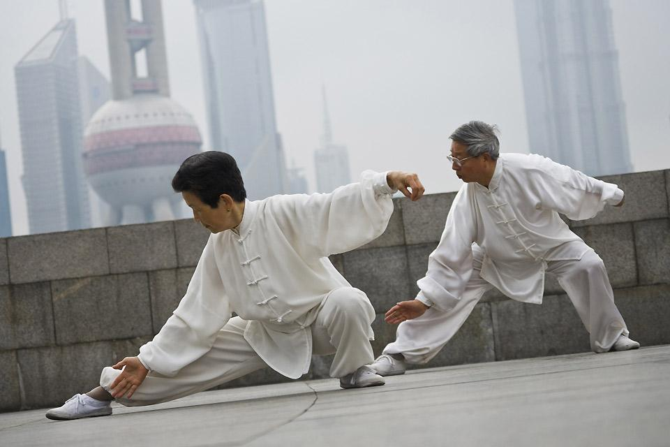 Kampfkunst , Kampfsportarten , China