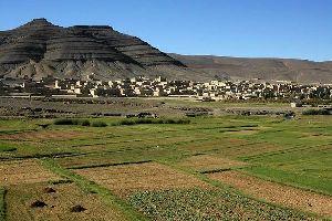 El Alto Atlas , En el corazón de las montañas , Marruecos