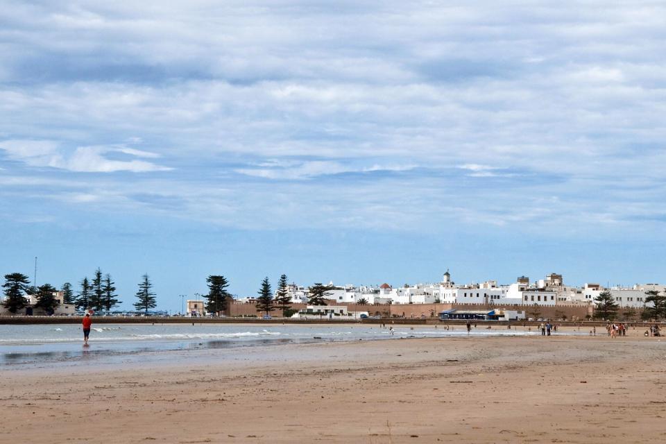 Resultado de imagen para Playa Essaouira