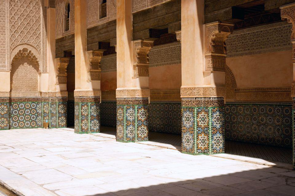 Les arts et la culture, Mederza, école, coran, islam, religion, medersa, maghreb, arabe, maroc, afrique