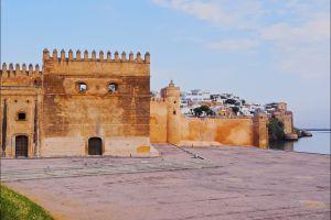 Enceinte fortifiée de la Kasbah des Oudayas, La Kasbah des Oudayas, Les arts et la culture, Rabat, Maroc-le Centre