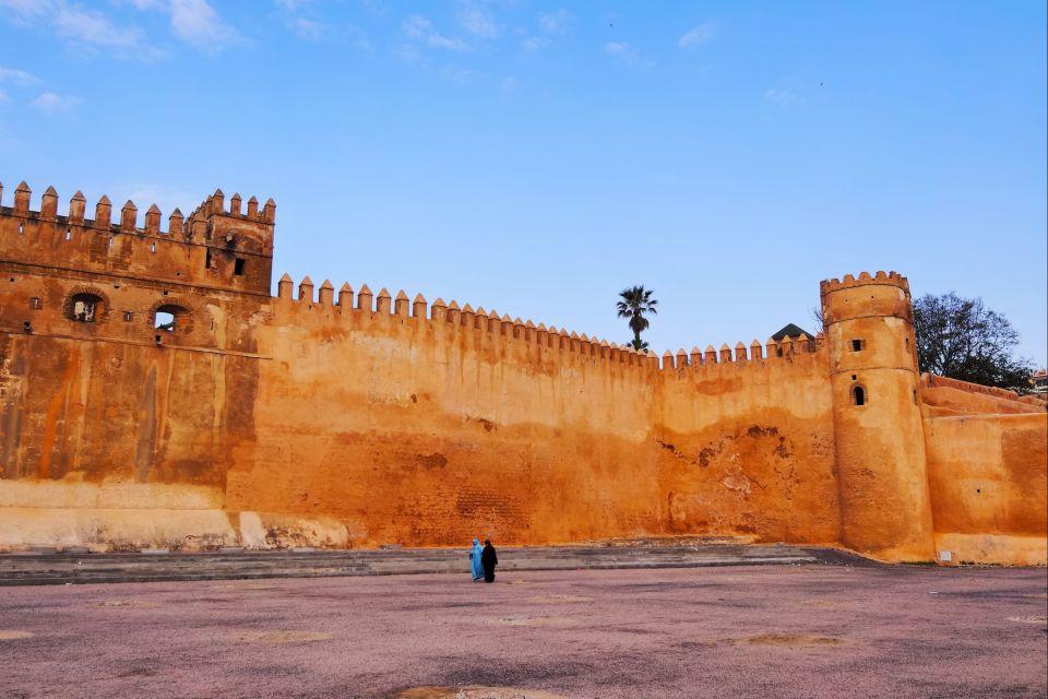 Una ciudad dentro de una ciudad, La Kasba de los Udayas, Arte y cultura, Rabat, Marruecos el Centro