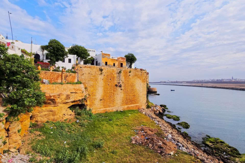 Ville fortifiée, La Kasbah des Oudayas, Les arts et la culture, Rabat, Maroc-le Centre