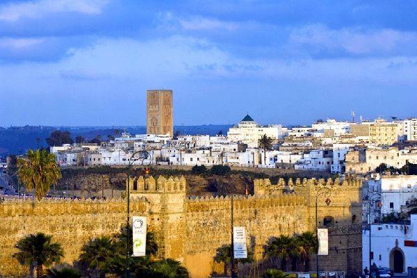 La Médina de Rabat , Marokko