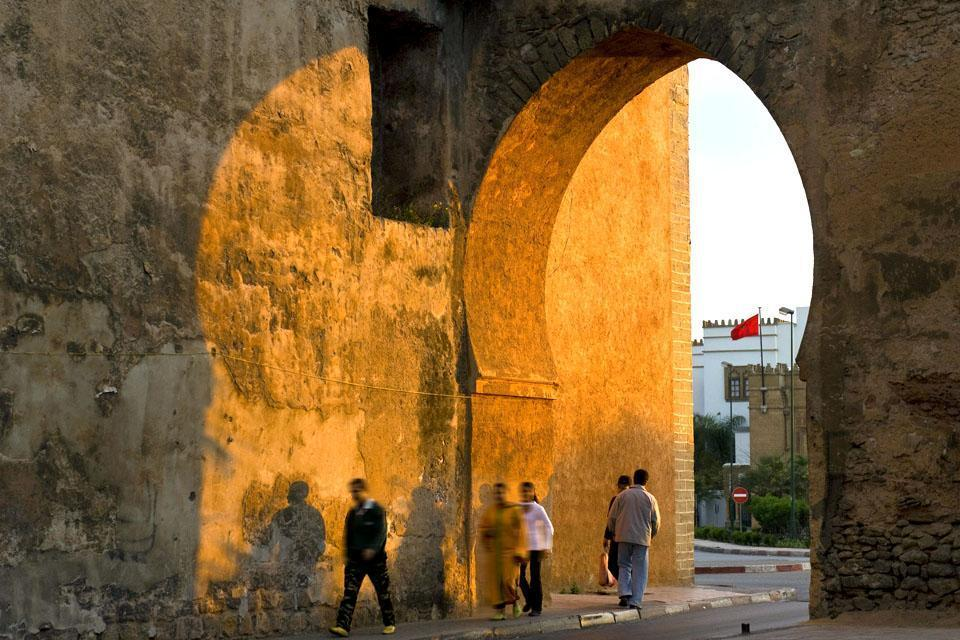 La Médina de Rabat , Maroc