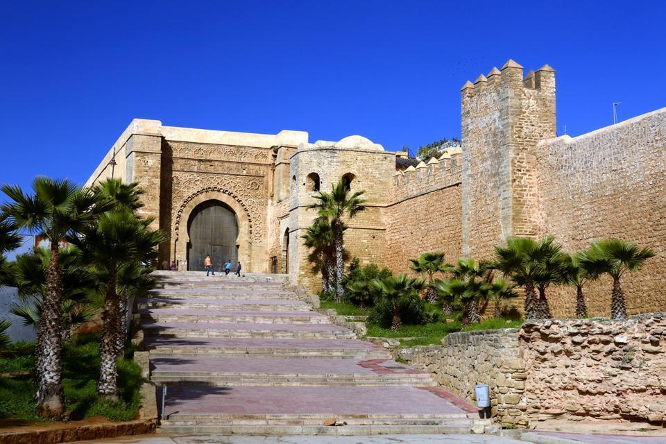 La Médina de Rabat , Marruecos