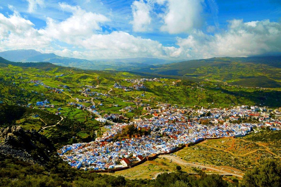 , Le Rif, Les paysages, Maroc-Le Nord