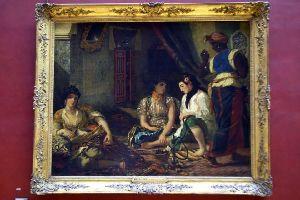 Los pintores orientalistas , Marruecos, tierra de inspiración , Marruecos