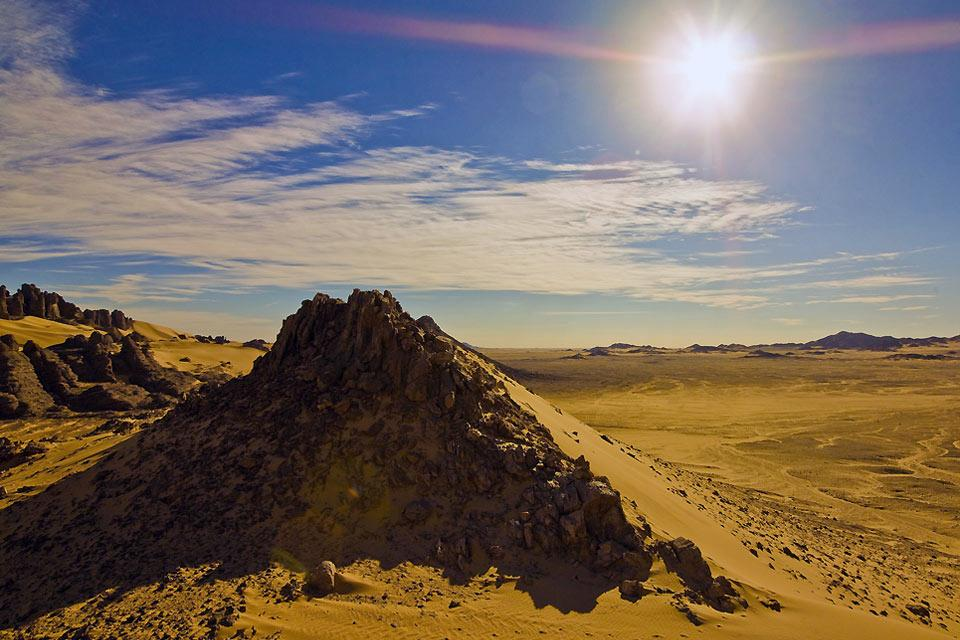 Le Sahara Occidental , El desierto del Sahara , Marruecos