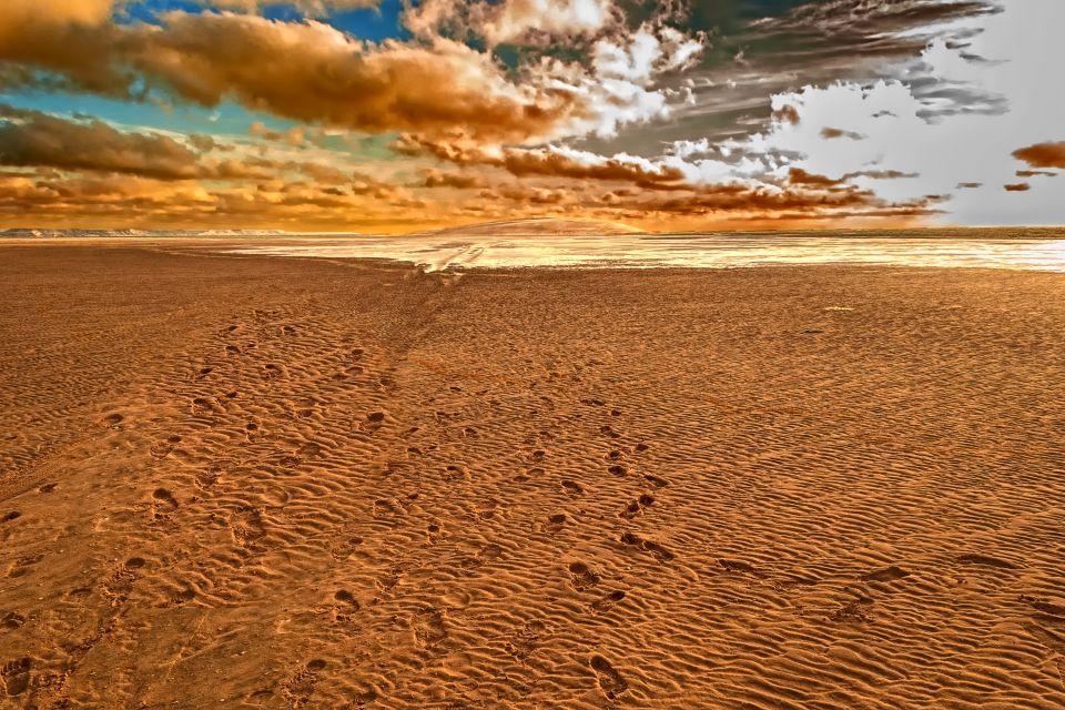Les paysages, océan, atlantique, sahara, afrique, maroc, maghreb, dakhla