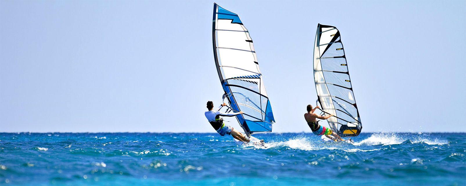 , Surf, windsurf, kitesurf et planche à voile, Les activités et les loisirs, Maroc-Le Sud