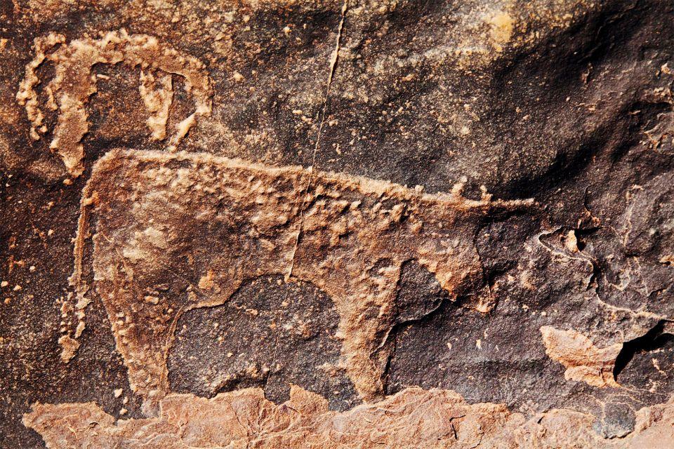 , Die Höhlenmalerei, Die Künste und die Kultur, Maroc-Der Süden