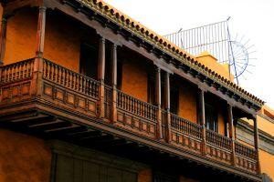 Les vestiges du passé colonial espagnol , Maroc