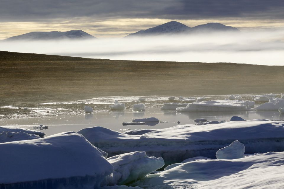 , Auyuittuq National Park, Activities and leisure, Nunavut