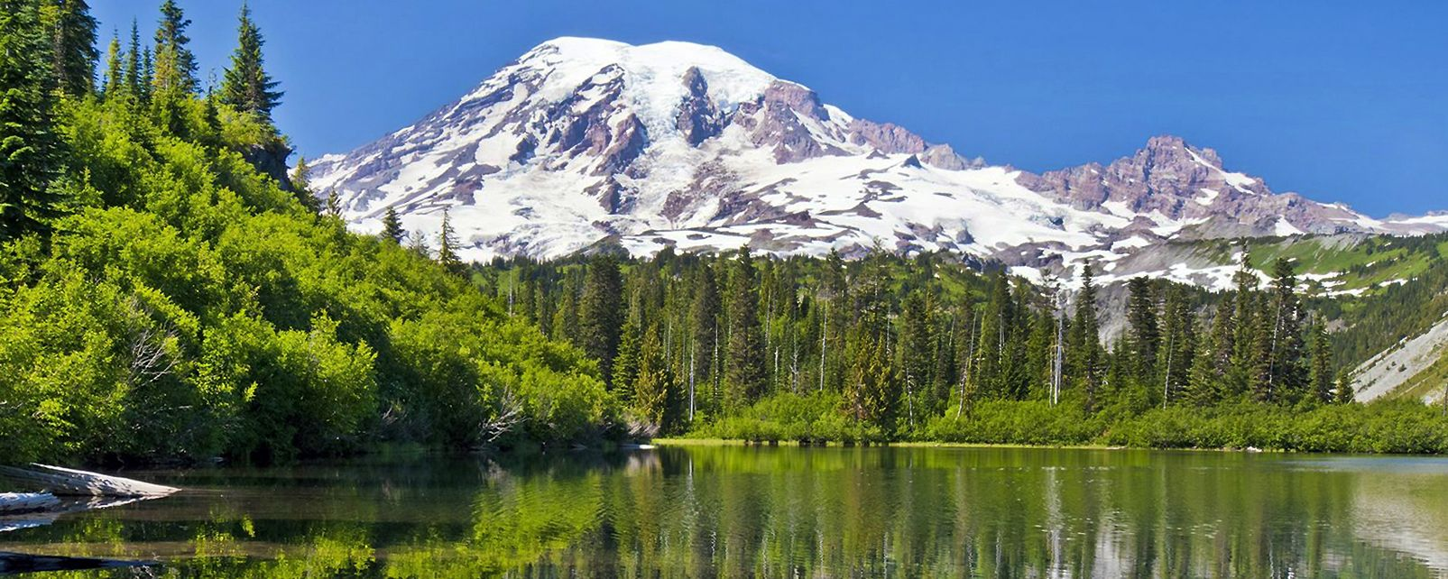 Mount Rainier , United States of America