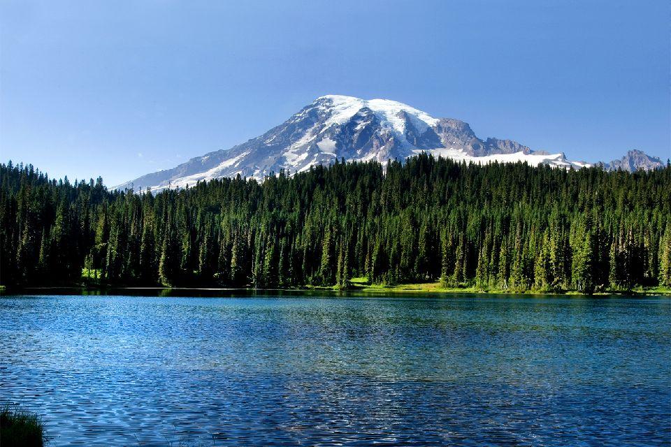 Mount Rainier , United States of America