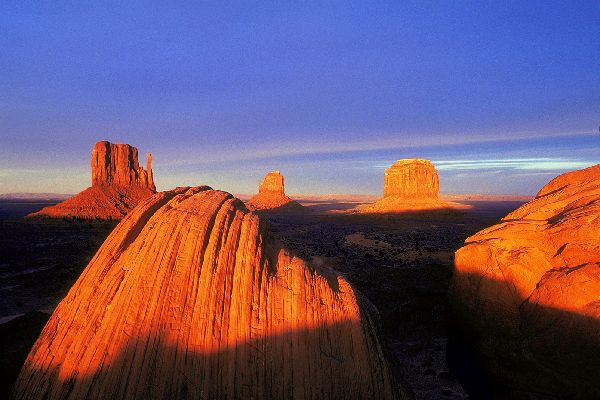 Monument Valley , Site exceptionnel de Monument Valley , Etats-Unis