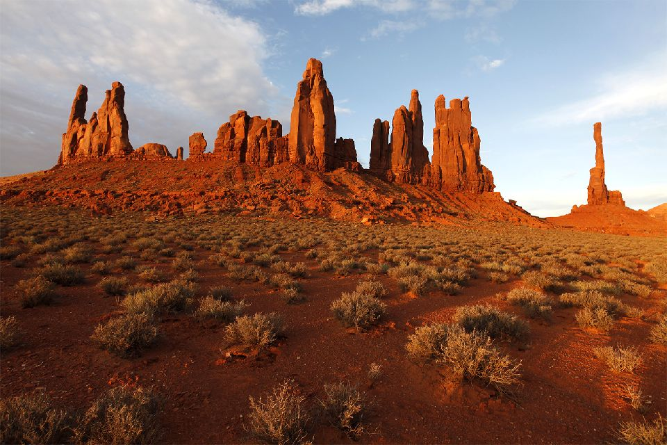 Monument Valley , Stati Uniti