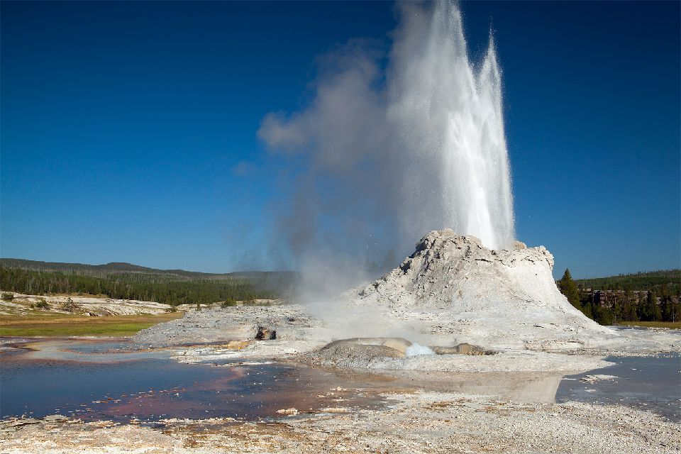 Yellowstone National Park , United States of America