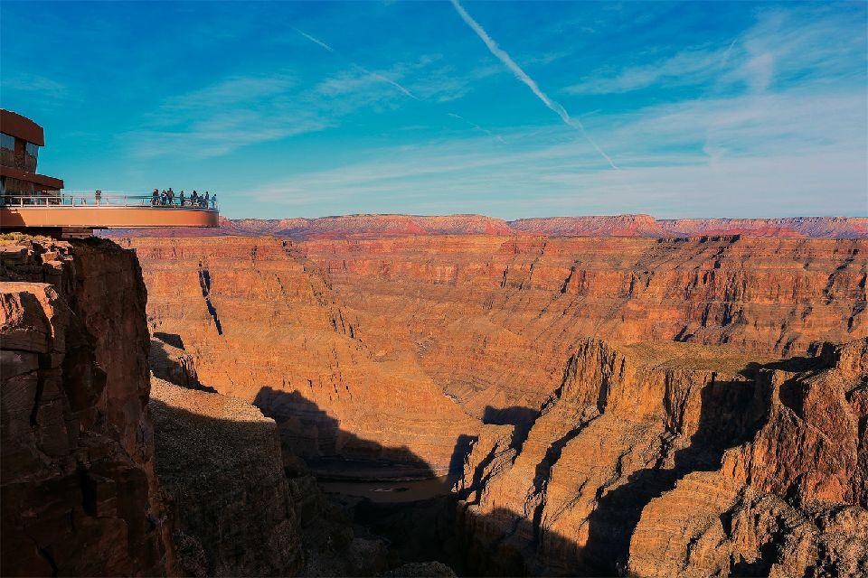 Le parc national du Grand Canyon , Une vue à couper le souffle , Etats-Unis