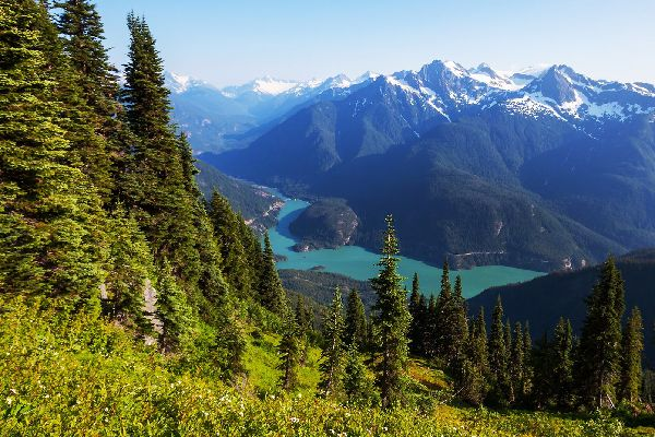 North Cascades National Park , United States of America