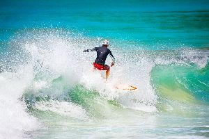Le surf , Etats-Unis