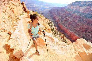 Les randonnées , Etats-Unis