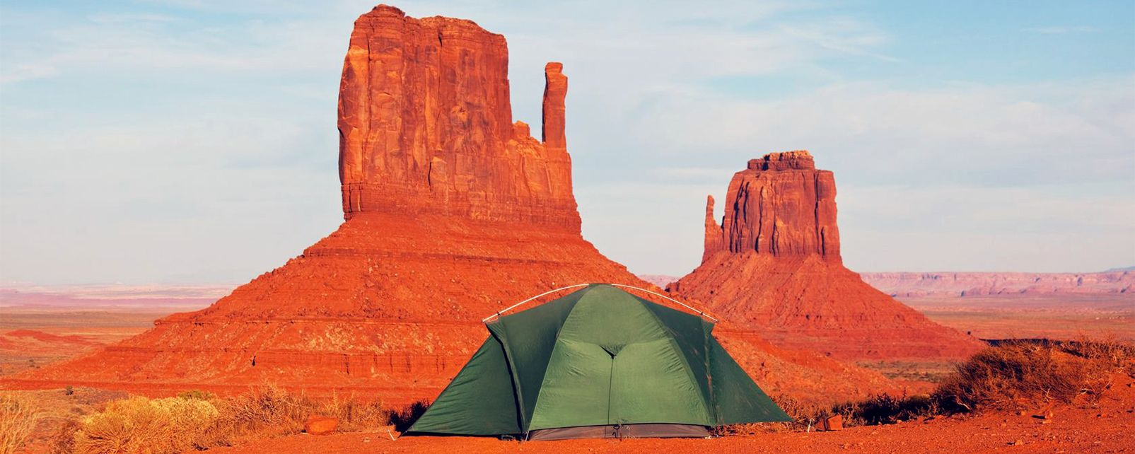 Camping , United States of America